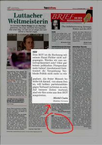 13.11.06_Tageszeitung_HGV