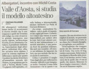 14.12.11_ Valle d'Aosta, si studia il modello altoatesino_ La Stampa