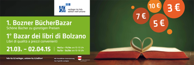 Bozner BücherBazar