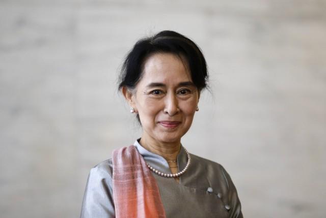 aung san su chi